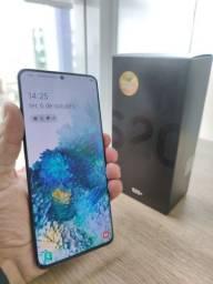 Samsung S20 Plus 128gb 8gb Semi Novo com Nota Fiscal