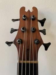 Baixo Luthier 6 cordas