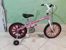 Bicicleta feminina aro16