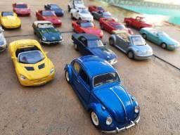 Carros em miniatura