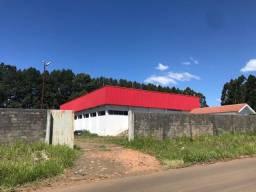 Alugo barracão em área industrial de Guarapuava