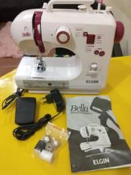 Máquina de custura portátil ELGIN