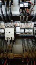 Eletricista predial e indústria