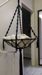 cama para gato pendurada