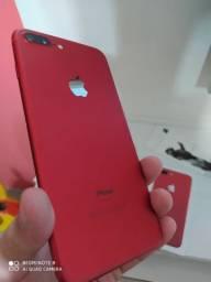 iPhone 7 Plus /de vitrine/em até 12c no cartão