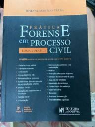 Livro de Prática Forense em Processo Civil - Joseval Martins Viana
