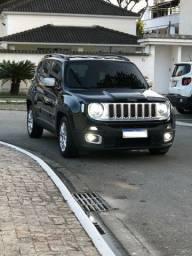 Jeep Renegade longitude 1.8 Flex GNV 5° geração (53.990,00 + Financiamento)