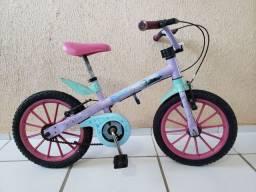 Bicicleta Disney Frozen Aro 16