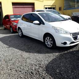Peugeot 208 active 2015 completo novíssimo oferta