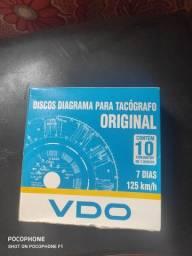 Disco de tacógrafo