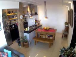 TM - Apartamento 2 qtos, todo montado, localização privilegiada em Itapoã