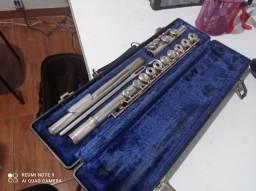 Flauta Transversal Geimenhardt Elkart 3<br>