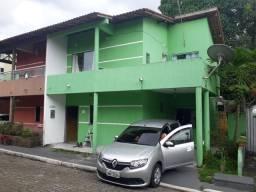 Casa 3/4 Cond São Luís 1 Maguari financia prox hannah