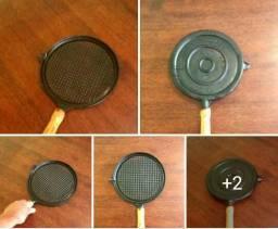 Chapa de grelhar  / Pronta pra uso 22cm