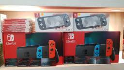 Nintendo switch V2 - Loja Fisica - Garantia - Loja fisica