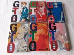 Coleção Manga: Gto - Great Teacher Onizuka 06 Vol