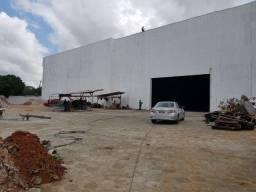 Lene Pegado Aluga Galpão (novo) com 5.500 m² de área total na rod Hélio Gueiros