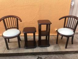 Cadeiras Redondas