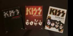 Kiss - Kissology Dvd Box Set usado