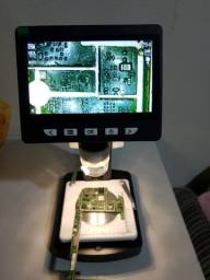 Microscópio digital