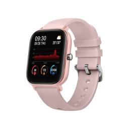 Smartwatch P8 Rose novo