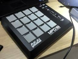 Mpd Akai 18 para DJ aceito trocas mpc mpd18 sampler