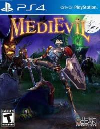 MediEvil (PS4) - Lacrado