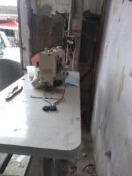 Máquina de costura pespontadeira top