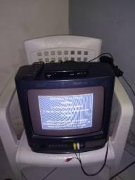 TV DE TUBO COM CONVERSOR EM FUNCIONAMENTO, PRA VIR BUSCAR AGORA DE IMEDIATO.