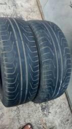 Dois pneu 195,55r15 top 150 reais os dois