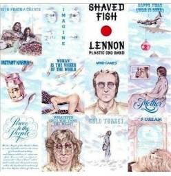 Vinil (Lp) do Jonn Lennon Saved Fish superconservado com encarte