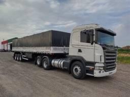 Scania g380 carreta graneleiro 2012