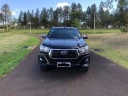 Hilux 2019/2019 2.8 Srv 4X4 CD 16V Diesel 4P Automático