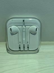 Fone de ouvido Apple original