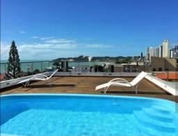Belíssimo apartamento no Caravaggio Flat Mobiliado vista para o mar