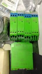 Material automação sensor relé disjuntor