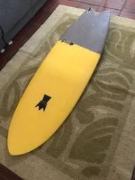 Prancha de surf Fish biquilha