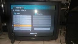 Tv Philips 29 polegadas toda boa