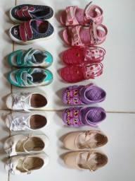 Sapatos para menina 23/24