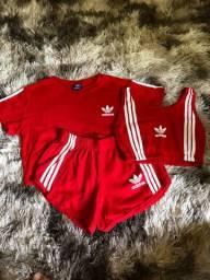 Conjunto Adidas