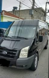 Ford Transit 2.4 (Parcelado)