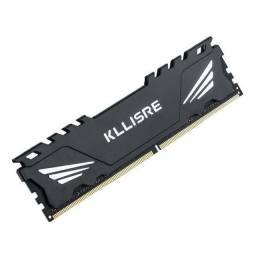 Memória Ram Kllisre DDR4 4GB 2400Mhz