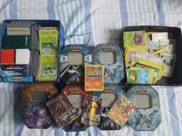 Cartas de Pokémon + de 500