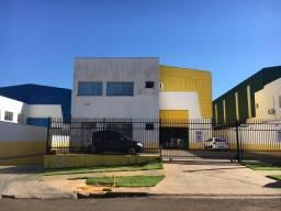 Barracão comercial/industrial