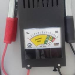 Teste de bateria TB300 testa até bateria de 180ah e tenho baterias novas e usadas