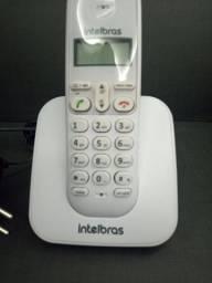 Telefone sem fio Branco Intelbras TS3110
