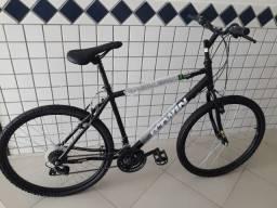 Bicicleta Mountain bike lazer aro 26 rockrider 100 btwin