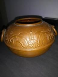Vaso de cobre. Vintage