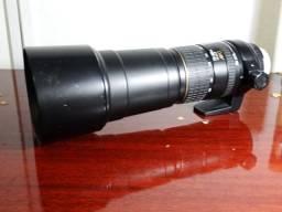 Sigma 170/500 mm para Nikon lente com auto focus ex nas d * somente venda