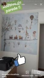 Adesivos de parede.personalizados